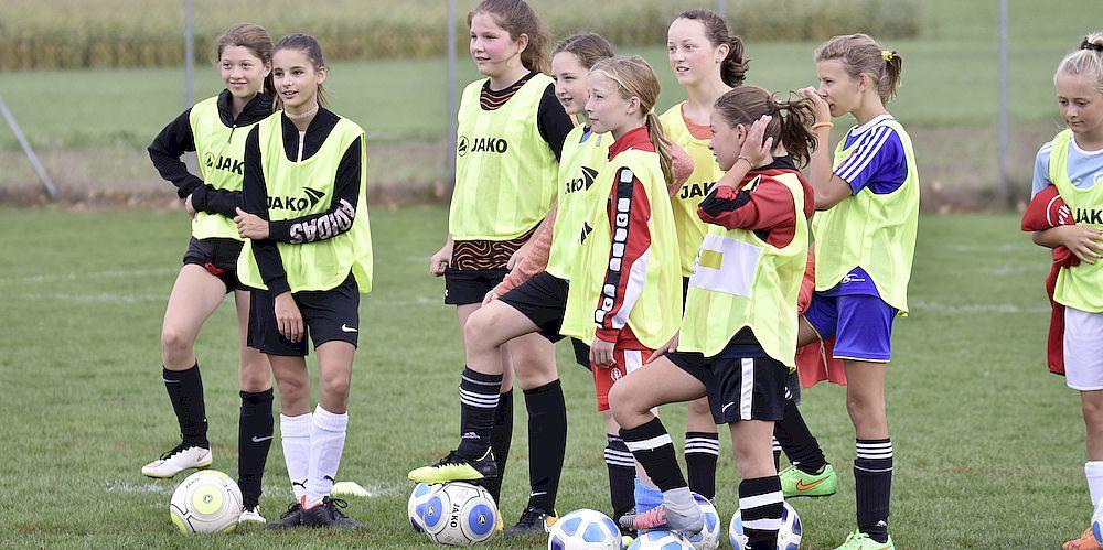 Spiel Fußball