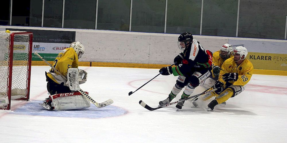 Eishockey Liga 2